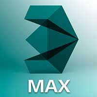 Logo 3DStudio Max Nivel VII Realidad Virtual