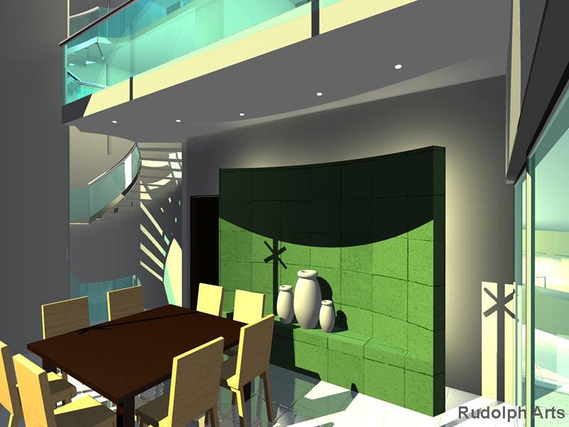 Curso de dise o de interiores en rudolph arts - Estudios de diseno de interiores ...